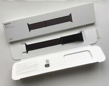Genuine Apple Watch sport loop Strap BLACK (multicolour) 42mm / 44mm