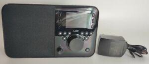 Logitech UE Squeezebox Wlan-Radio Internetradio Netzwerk Streamer mit Akku
