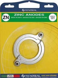 Yanmar Sail Drive SD Split Ring Kit Marine Anode Zinc *NEW* TEC1305/1