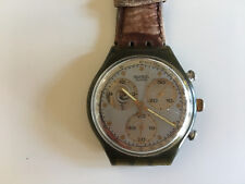 Used - Chronograph Watch SWATCH Reloj - Año 1991 - IT NOT WORKS NO FUNCIONA
