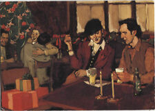 Alte Kunstpostkarte - Kerst '92