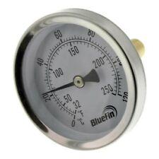 "Thermometer 1/2"" Npt Thread For Homebrew Boil Kettle Mash Tun Beer Keg Still Pot"