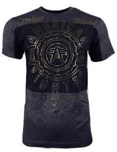 AMERICAN FIGHTER Men's T-Shirt S/S FAIR GROVE TEE Premium Athletic MMA