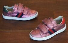 GUCCI New Ace Sneaker (KIDS 29EU/12US)