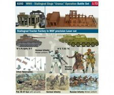 Italeri 1/72 WWII Battle Set Stalingrad Siege Nr 510006193
