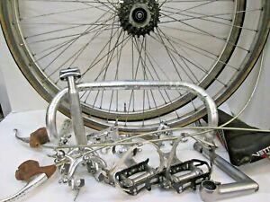 Gipiemme Bicycle Group Set Classic Bike Parts Brakes Derailleurs Wheels Pedals