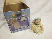 "Cherished Teddies ""A Cherished Friend Were Glad Can Attend"" Boxed"