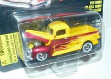 MOC 1997 RACING CHAMPIONS 1:57 SCALE YELLOW 1940 FORD PICKUP TRUCK
