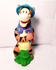 "Disney Johnson And Johnson Tigger Bubble Bath Bottle 1997 Empty 8.5"""