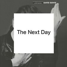 DAVID BOWIE – THE NEXT DAY 2x 180G Vinyl LP & CD Album (NEW/SEALED)