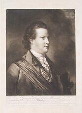El general george Keppel Earl of Albemarle Jersey cuba cuba la habana Joshua Reynolds