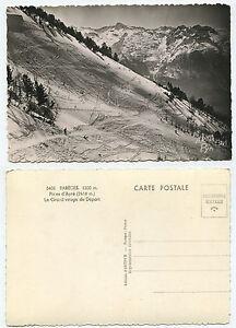 30036 - Bareges - Pistes d'Ayre - Echtfoto - alte Ansichtskarte