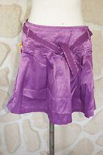 Jupe violette neuve marque Hot Oil taille 10 ans (140 cm)