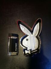 Brand New Rare Vintage Playboy Bunny Ashtray & Torch Lighter Combo Available!!!