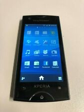"""Sony Ericsson Xperia Ray St18i 8MP GPS Bluetooth WIFI  3.3"""" (Unlocked)"""