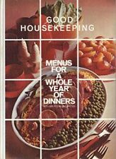 Good Housekeeping Menus for a Whole Year of Dinner