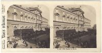 Napoli Il Museo Napoli Italia Stereo Vintage Analogica Ca 1910