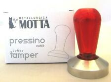 Motta Tamper 696 Kaffeestampfer, 58mm, 58 mm plan Rainbow rot