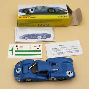 Atlas Dinky Toys 1425E Blue MATRA 630 ALLOY #5 1:43 Diecast