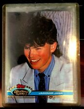 Jaromir Jagr, Pittsburgh Penguins, 1991 Topps Rookie Card