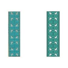 1 Drop Odd Count Peyote Bead Pattern - Chinese Celtic Cuff Bracelet