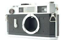 【 OVERHAULED Exc+5】 Canon 7Sz 7S z Final Model Rangefinder Leica Screw Mount