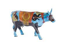 Cow Parade cowjunto Music-COW/VACHE Taille environ 19 cm/L 46752