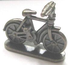 dark pewter bike bicycle Monopoly Stranger Things Edition token mini replacement