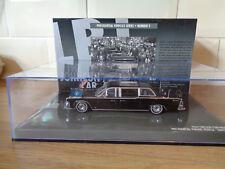 Minichamps 1964 Lincoln Continental Johnson Presidential Parade Car 1/43 scale