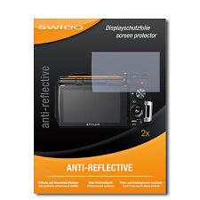 Antireflektierende Displayschutzfolie für Olympus Kamera