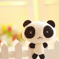 Cute Panda Doll Soft Toy Keychain Pendant Phone Car Handbag Key Chain Ring MA