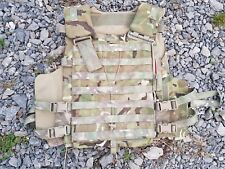 Original Virtus Molle Plate Carrier British Army MTP M Body Armour Cover Vest