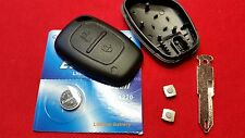 NISSAN PRIMASTAR INTERSTAR 2 BUTTON REMOTE KEY FOB SERVICE REPAIR KIT