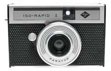 Agfa Iso-Rapid 1 Type 2422 Point and Shoot Camera f/8 42mm