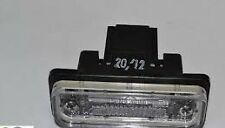 Mercedes-Benz C CLS E SLK-Class Genuine Rear License Plate Light NEW AMG