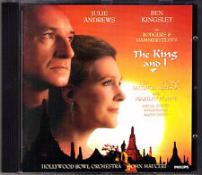 The King and I Julie Andrews Ben Kingsley Marilyn Horne Rodgers & Hammerstein
