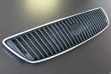 Lexus 1998 1999 2000 GS300 Chrome Black Replacement Grill Grille 53111-30760