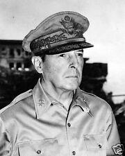 General Douglas MacArthur World War 2 WWII 8 x 10 Photo Portrait Picture dm1