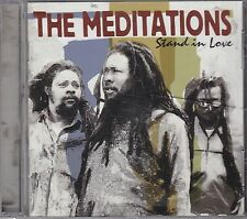 THE MEDITATIONS - stand in love CD