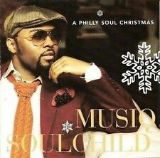 A Philly Soul Christmas [EP] by Musiq Soulchild (CD, Dec-2008, Rhino (Label))