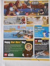 LEGO Store newsletter MAGGIO'13