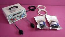 VBM 2x500 Automatic Dual Cuff Surgical Digital Tourniquet System w/ New Tubing