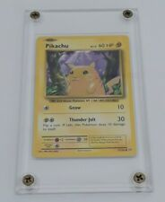 Pikachu Card 35/108 🔥Excellect Condition 🔥SUPER COOL Pokemon Card Beauty 🔥