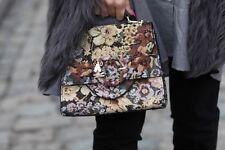 Zara Fabric Mini City Bag BNWT