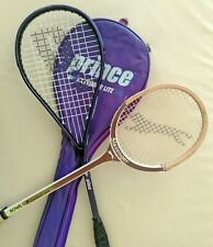 New listing Prince and Slazenger Squash Racquets - Composite & Wood