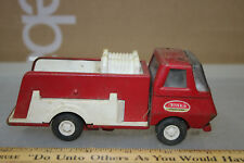 Vintage 60's Mini Tonka Fire Truck with 1 Ladder WOW  JSH