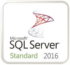 SQL Server 2016 Standard Product Key