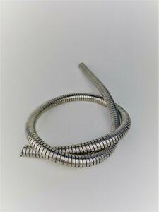 5m Kabelschutz Kabelkanal Metallschlauch V2A - Edelstahl 11mm