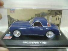 SIMCA 8 SPORT  1952  1/43   REF 6473