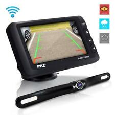 Wireless Rear View Backup Camera & Monitor Kit - Vehicle Parking/Reverse System